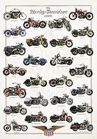 The Harley-Davidson Legend Fine-Art Print