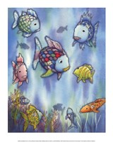 The Rainbow Fish III Fine-Art Print