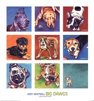 Big Dawgs Fine-Art Print