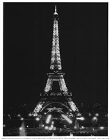 Paris By Night Fine-Art Print