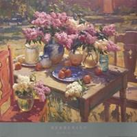 Fresh Cut Lilacs Fine-Art Print