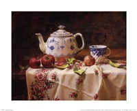 Apples and Tea Fine-Art Print