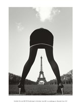 Paris, Eiffel Tower Fine-Art Print