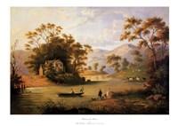 Boating On The Hudson Fine-Art Print