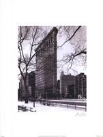 Flat Iron Building Fine-Art Print