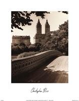 Central Park Bridges I Fine-Art Print