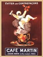 Cafe Martin Fine-Art Print