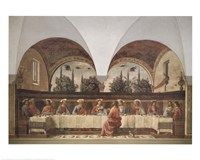 Last Supper Fine-Art Print