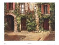 Villa Frascati Fine-Art Print