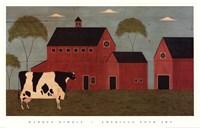 Nellie's Barn Fine-Art Print
