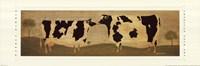 Kissing Cows Fine-Art Print