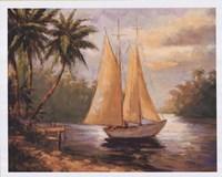 Setting Sail II Fine-Art Print