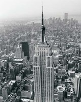 Empire State Building / World Trade Center Fine-Art Print