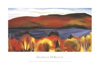 Lake George, Autumn, 1927 Fine-Art Print