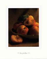 Still Life with Peaches Fine-Art Print
