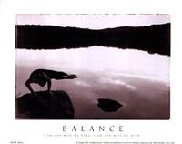 Balance-Yoga Fine-Art Print