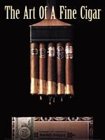Art of a Fine Cigar Fine-Art Print