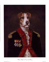 Master Rufus De Terrier Fine-Art Print