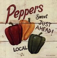 Sweet Peppers Fine-Art Print