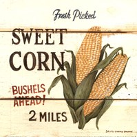 Fresh Picked Sweet Corn Fine-Art Print