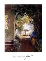 Botanical Eden Fine-Art Print