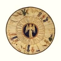 Astrological Chart I Fine-Art Print