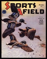 October, 1940 Fine-Art Print
