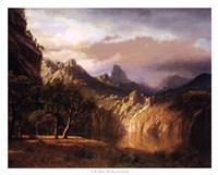 In The Valley Fine-Art Print