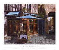 Le Raboliot Fine-Art Print