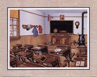 School Days Fine-Art Print