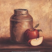 Crock With Apples Fine-Art Print