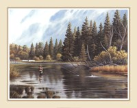 Fly Fishing Fine-Art Print