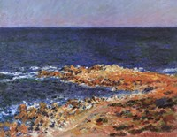 Grande Bleue a Antibes, 1888 Fine-Art Print