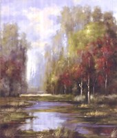 Placid Waters Fine-Art Print