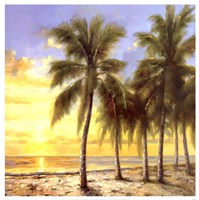 South Sea Isle Fine-Art Print