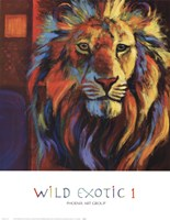 Wild Exotic 1 Fine-Art Print