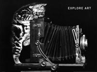 Explore Art Fine-Art Print
