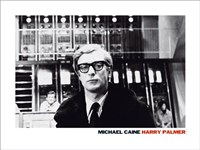 Michael Caine, Harry Palmer Fine-Art Print