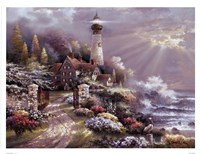 Coastal Splendor Fine-Art Print