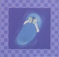 Butterfly Flip Flop Fine-Art Print