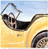 Roadster 1 (Topless 1) Fine-Art Print