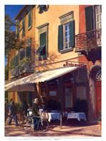 Cafe Capri II Fine-Art Print