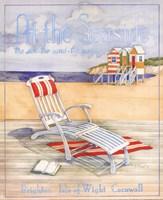 At The Seaside - Mini Fine-Art Print