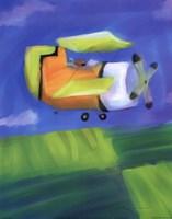 Bi Plane Fine-Art Print