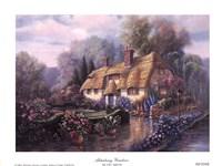 Alderbury Gardens Fine-Art Print