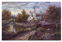 Maple Creek Fine-Art Print