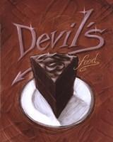 Devil's Food Fine-Art Print