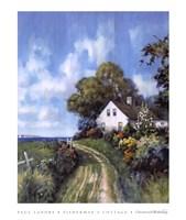 Fisherman's Cottage Fine-Art Print