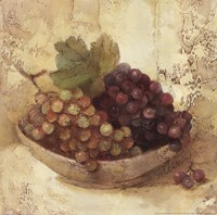 Sunlit Grapes Fine-Art Print
