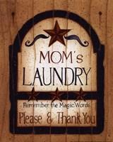 Mom's Laundry Fine-Art Print